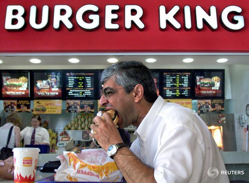 Burger King Whopper severance