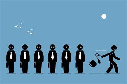 Recruitment, retention, compensation
