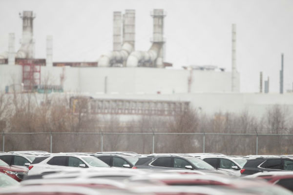 GM Ontario CAMI plant workers strike as talks with union fail