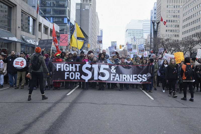 $15 minimum wage threatens jobs for young people, low-skilled: Report