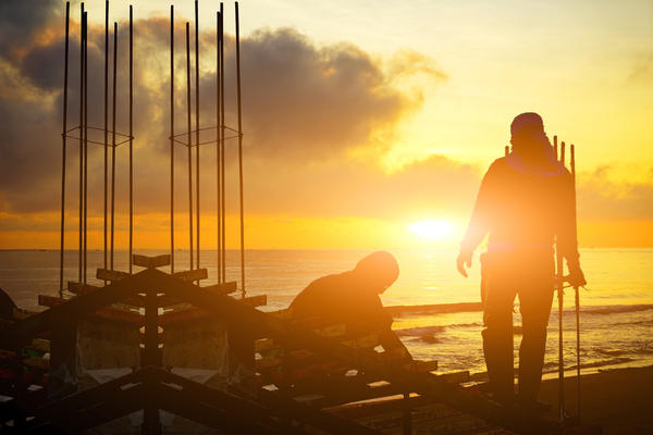 sun set workers
