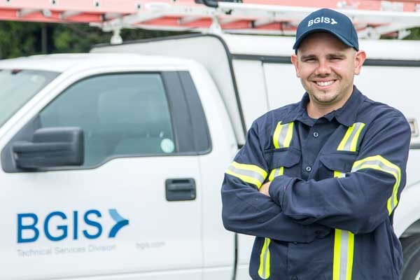 BGIS safest employers