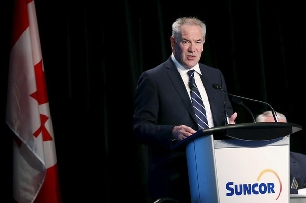President and CEO Suncor