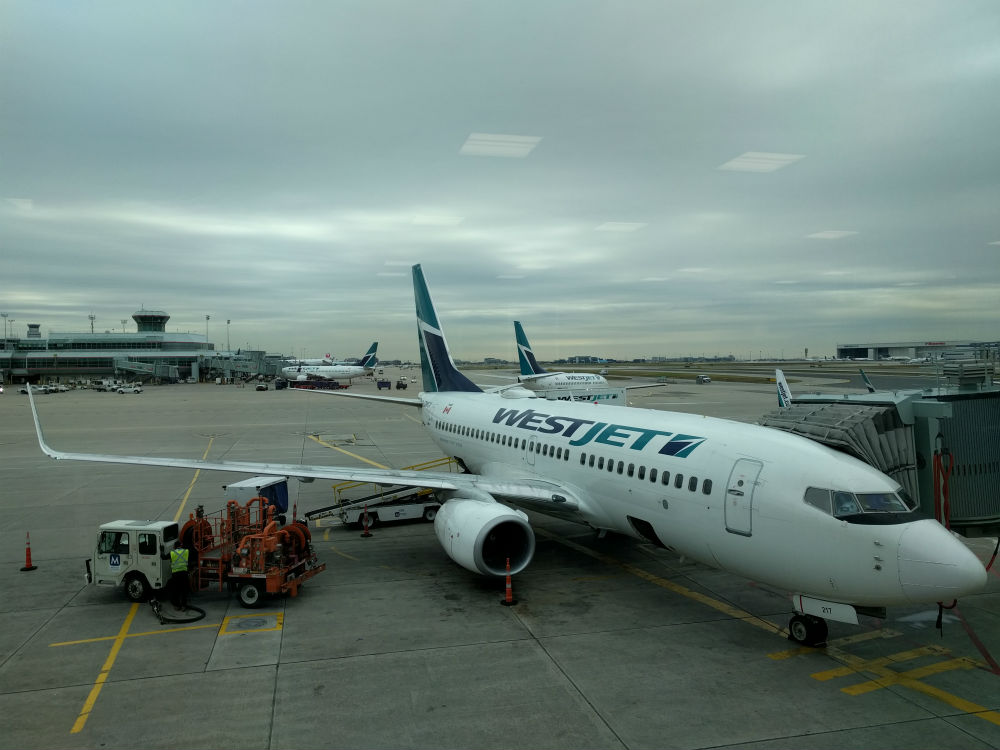 WestJet wants B.C. court to toss proposed class-action that alleges harassment