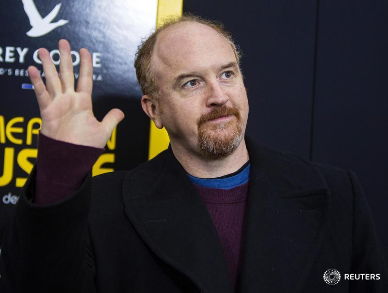 Louis C.K. sexual harassment