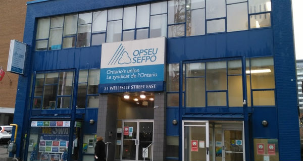 Ontario NDP blocks government back–to-work bill aimed at ending college strike