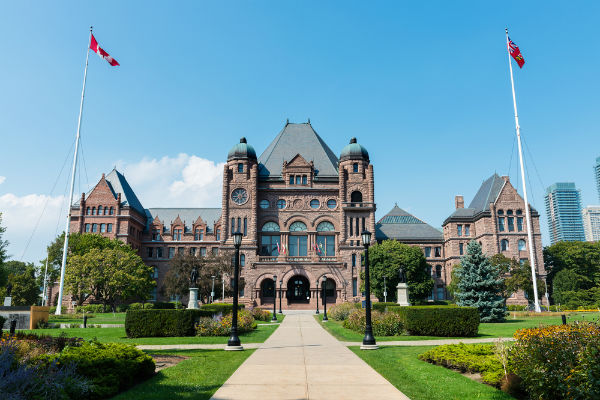 Ontario college faculty return to work after legislation ends 5-week strike