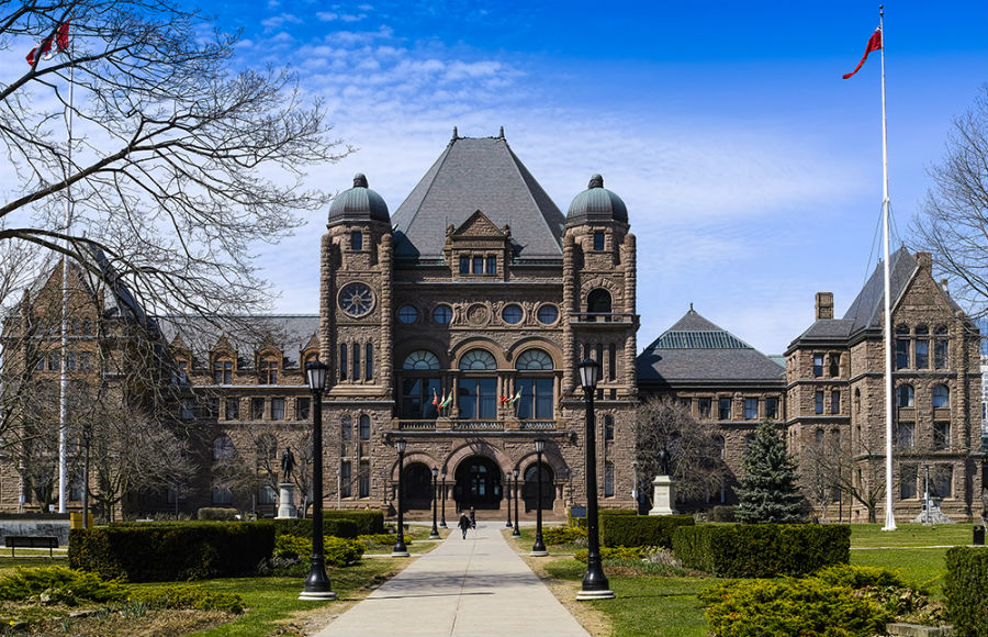 Highlights of sweeping new Ontario labour laws