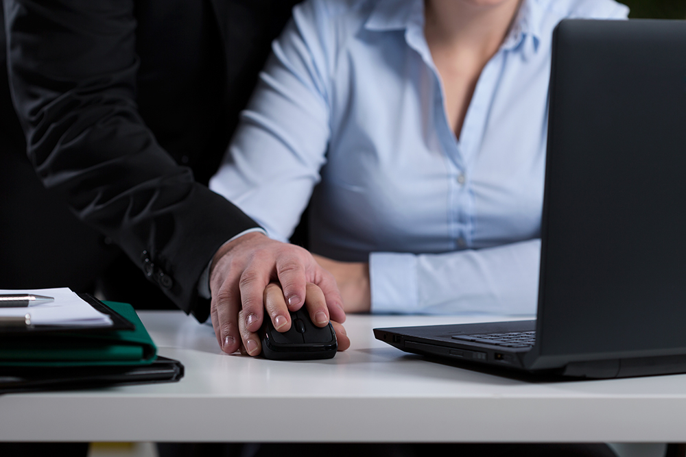 Sexual harassment at work: Where do you draw the line?