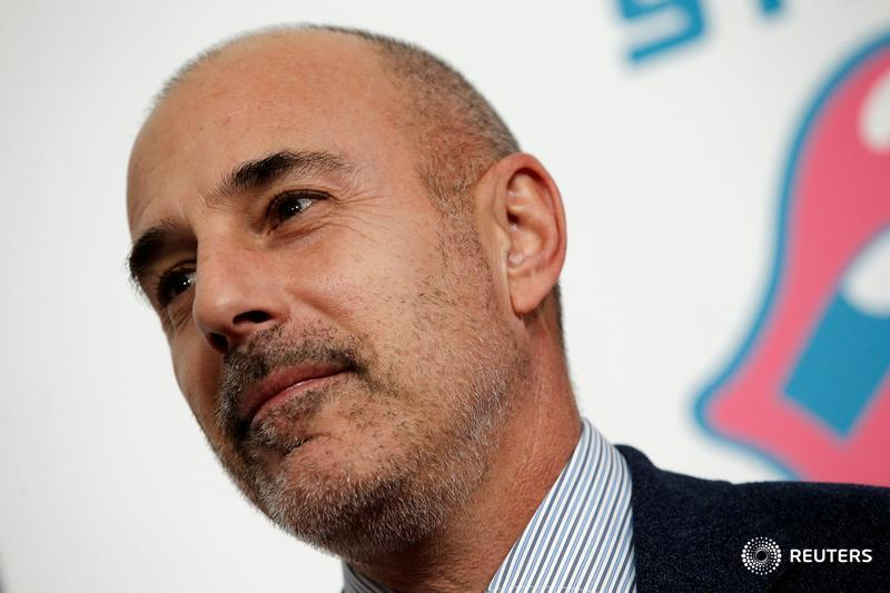 Matt Lauer fired for sexual harassment