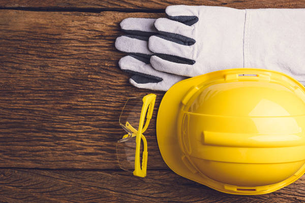 workplace safety gear