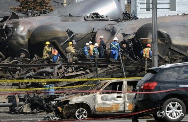 Lac Megantic jurors at impasse