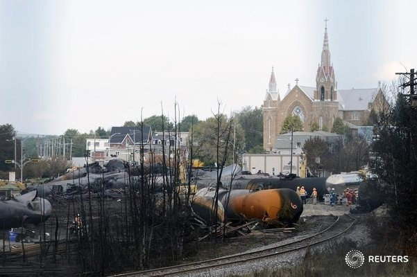 All 3 Lac-Mégantic accused found not guilty