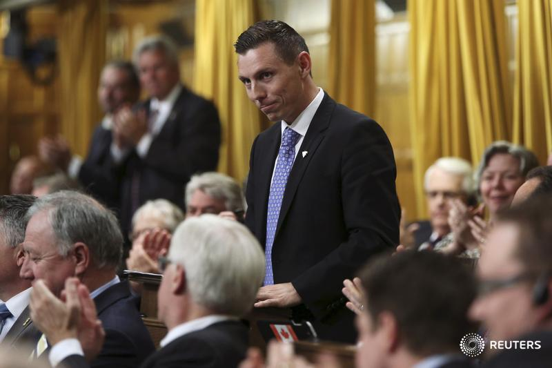 Patrick Brown, former head of Ontario's Progressive Conservative Party