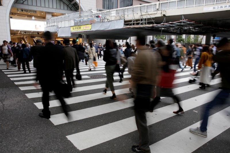 Japan's robust labour demand bolsters outlook for wage hikes, inflation