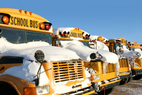 Strike notice served in Ontario school bus negotiations