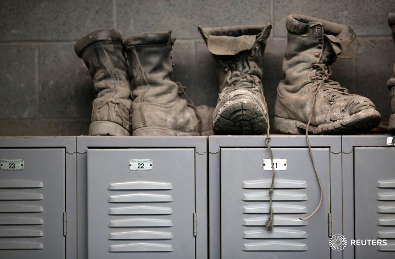 mining boots