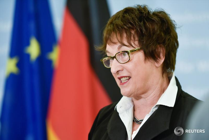 German Minister