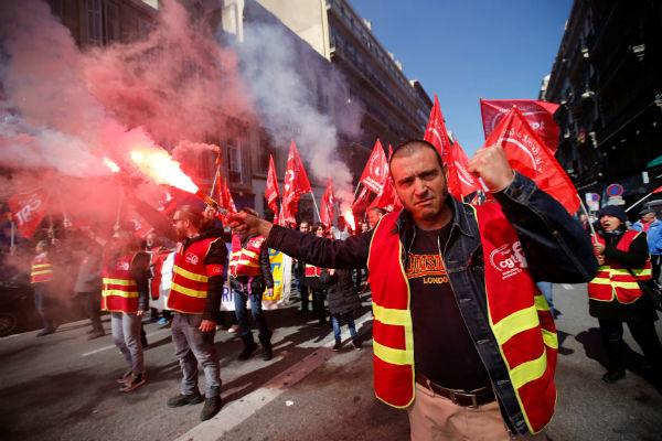 Labour strike
