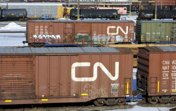 CN, Teamsters reach tentative agreement on conductor contract