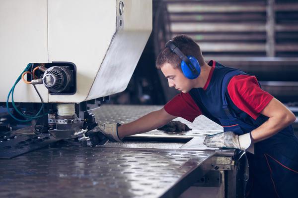 sheet metal apprentice