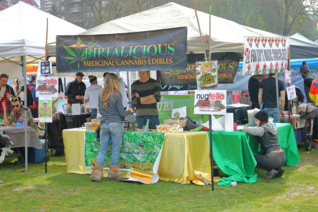 Funding medical marijuana