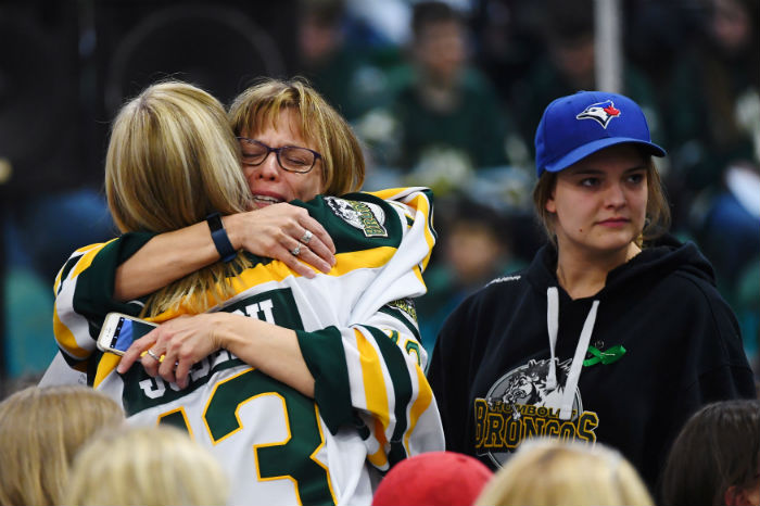 Humboldt Broncos bus crash