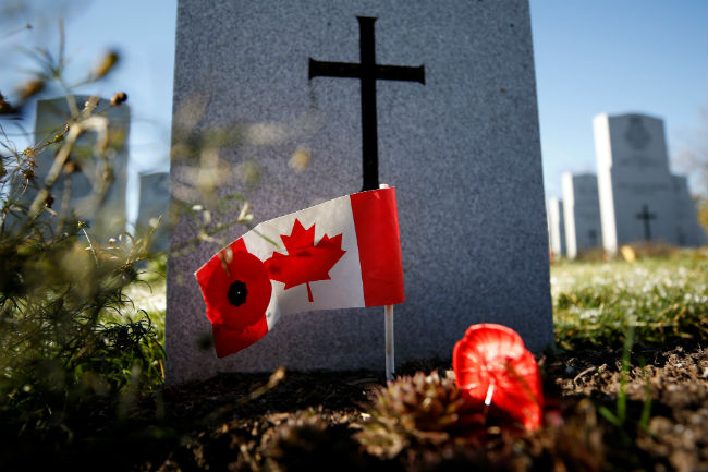 Remembrance Day as a statutory holiday? | Canadian
