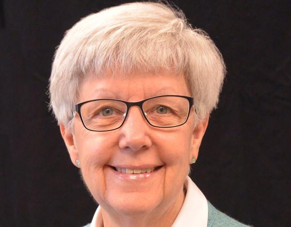 CCOHS president Anne Tennier