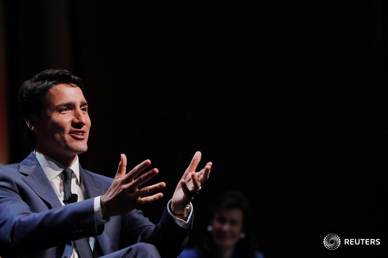 Trudeau touts Canada's AI credentials at MIT tech gathering