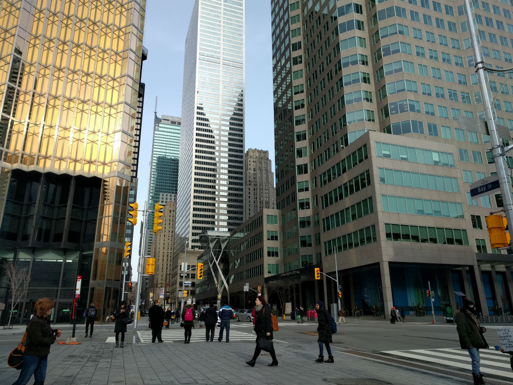 Canadian CEOs confident about growth: Global survey