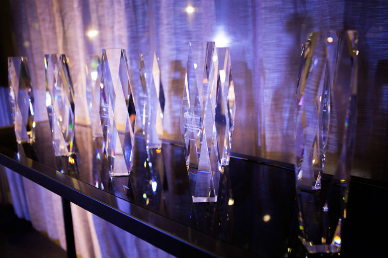 National HR Awards - Trophies