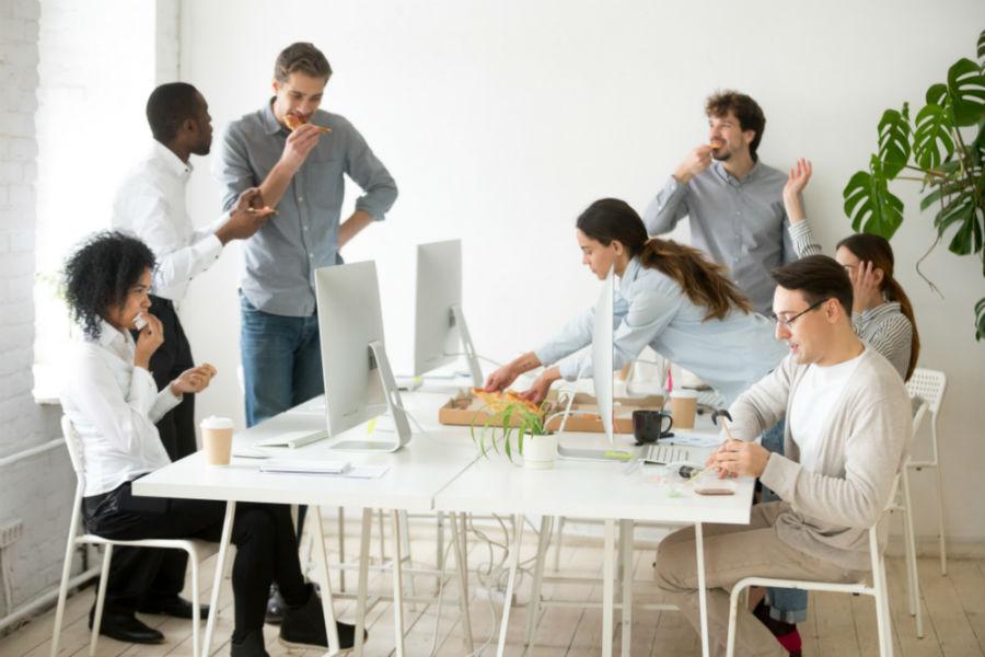 Recruitment, hiring, staffing