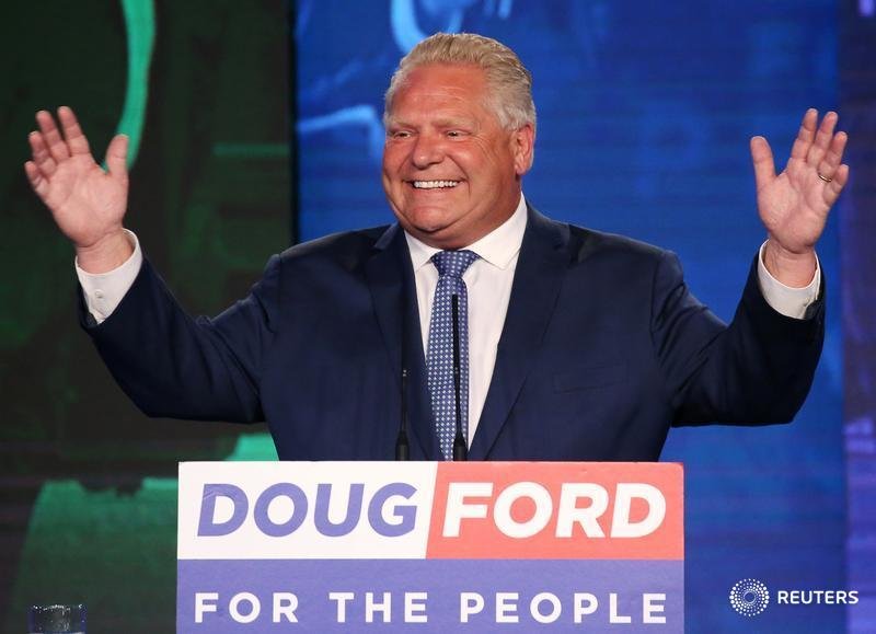 Ford orders public sector hiring freeze, excludes essential frontline staff