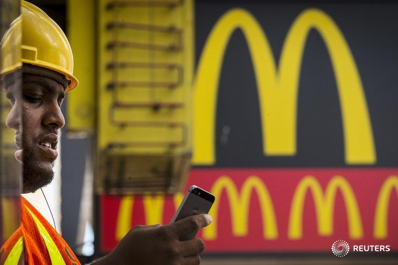 U.S. lawsuit: McDonald's worker fired for being HIV-positive