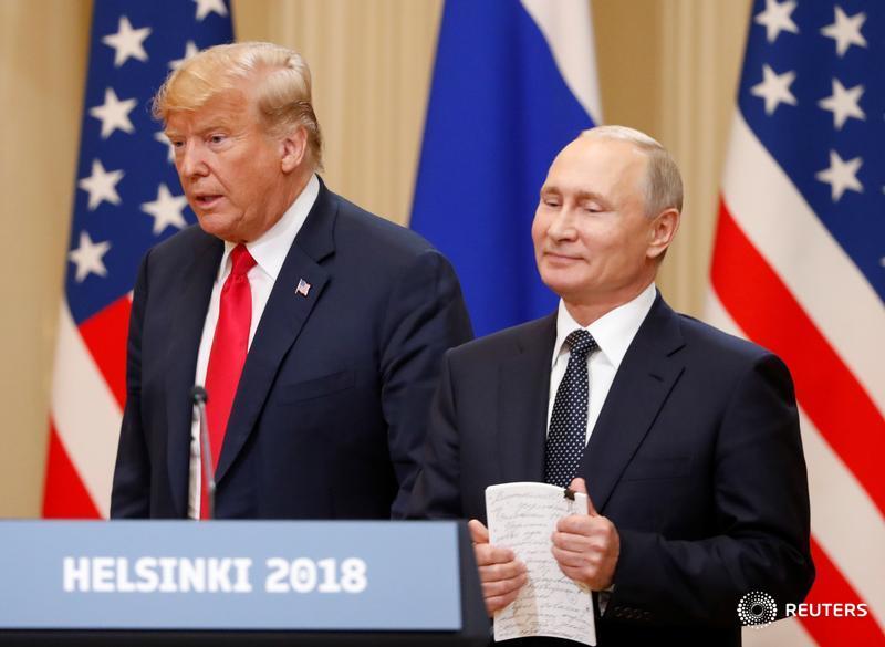 Trump-Putin meeting