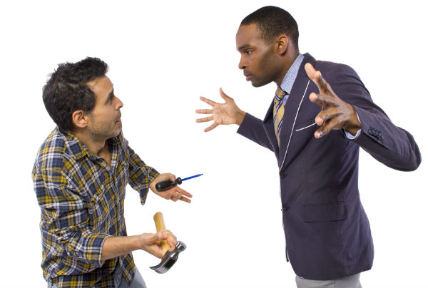 employee argument