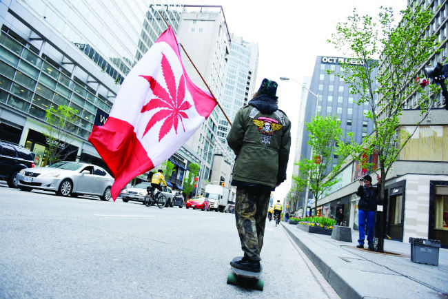 Legal, medical cannabis still posing challenges for employers: Survey
