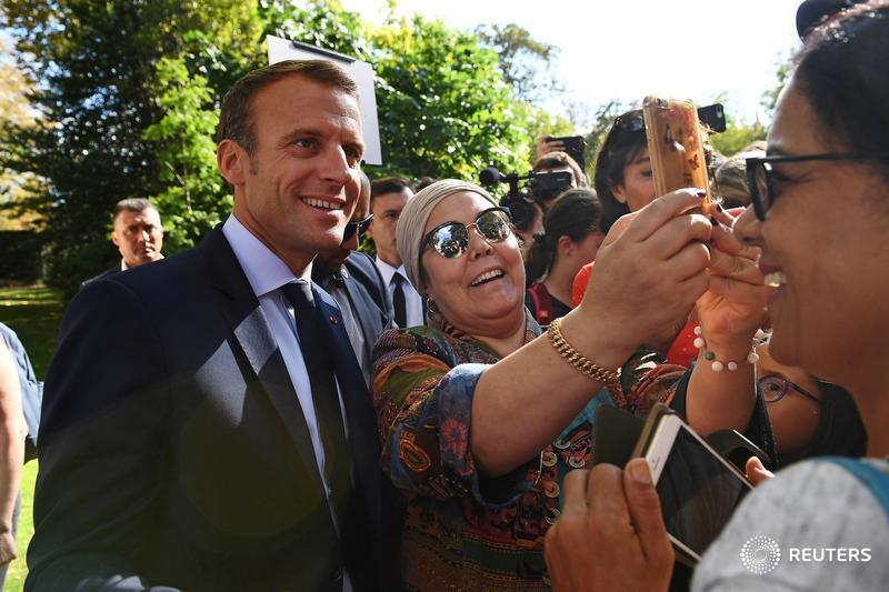 Macron's 'tough love' to young jobseeker fuels French reform debate