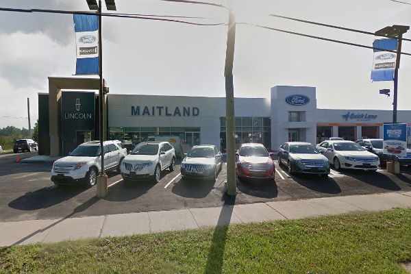 Workers at Maitland Ford Lincoln in Sault Ste. Marie, Ont., ratify contract