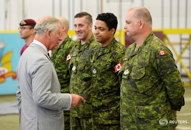Canadian military says doubling in sex assault reports a sign of progress. '
