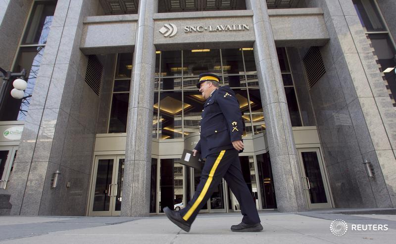 SNC Lavalin writes letter in bid to rally public support over criminal charges