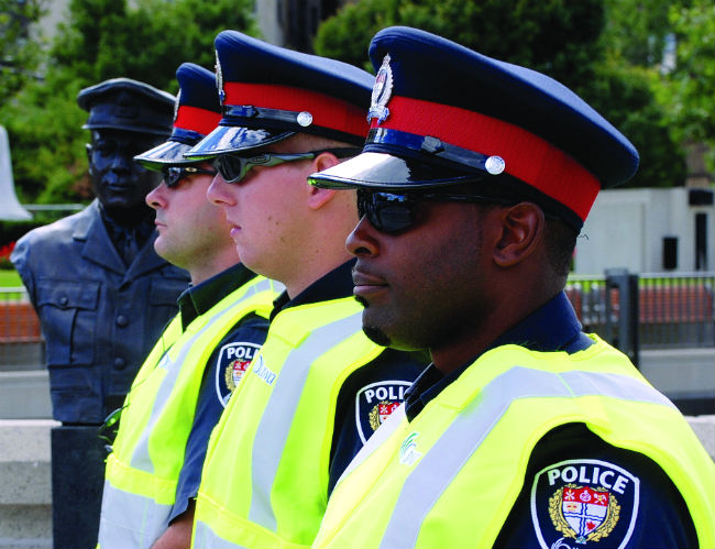 Ontario reforms police record checks