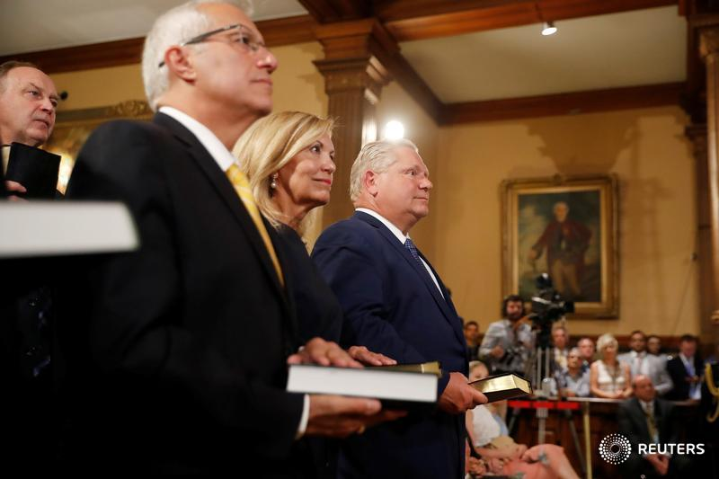Ontario to announce tax exemption for low-income workers in fall fiscal update