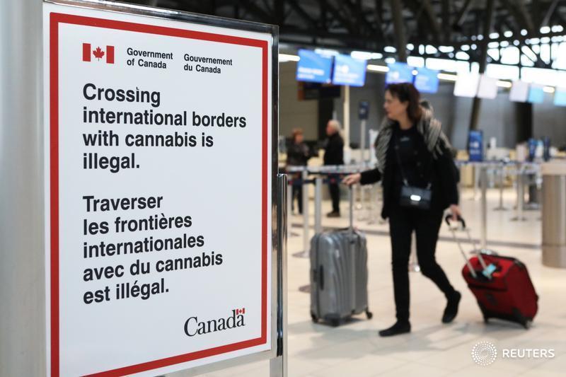 Vigilance the watchword for pot users, investors, execs at Canada-U.S. border