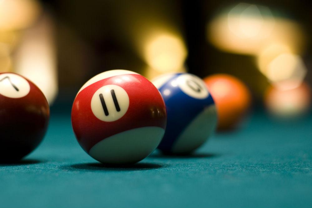Pool ball 11
