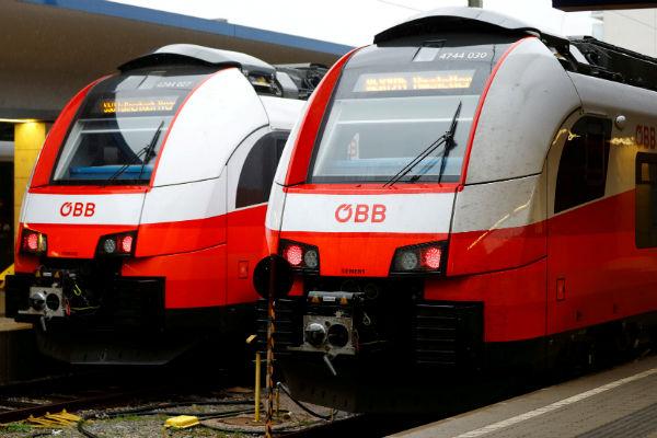 Austrian rail strike disrupts 100,000 passengers