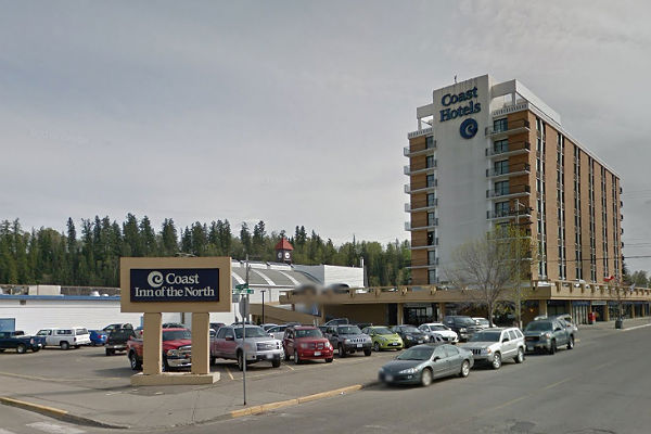 Prince George, B.C., Coast Hotel workers protest lockout threat