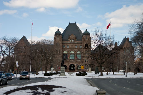 Ontario government offers buyouts to non-union public service staff to cut costs