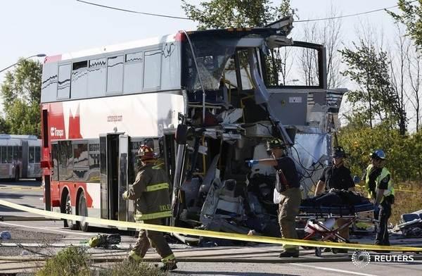 OC Transpo crash